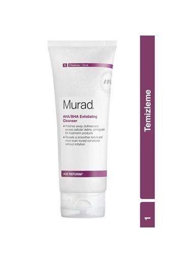 Murad Murad AHA/BHA Exfoliating Cleanser -  Peeling Etkili Temizleme Jeli 200ml Renksiz